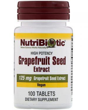 Grapefruit Seed Extract 100 Vegan Tabs