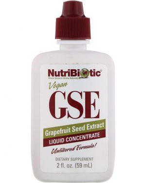 GSE Grapefruit Seed Extract, Liquid