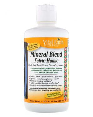 Mineral Blend – Fulvic Humic