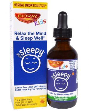 Bioray, Sleepy, Sleep Well for Kids