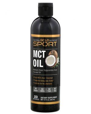 MCT Oil, 12oz (355 ml)