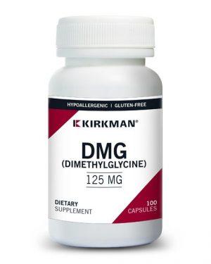 DMG 125mg, Kirkman