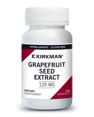 Grapefruit Seed Extract 125 mg, Kirkman
