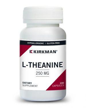 L-Theanine 250 mg, Kirkman