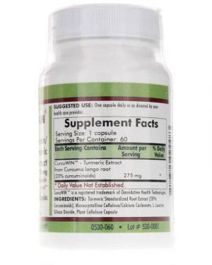 Curcumin/Turmeric Root Extract 275 mg, Kirkman
