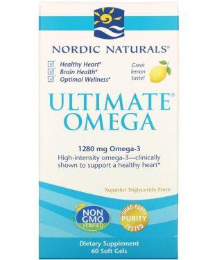 Ultimate Omega, 60 Soft Gels