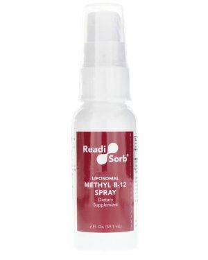Readisorb Liposomal Methyl B-12 Spray