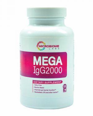 MEGAIGG2000 120 CAPSULES