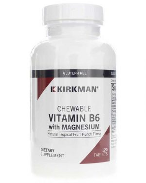 Chewable Vitamin B6 with Magnesium