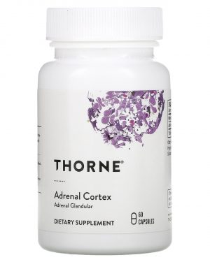 Adrenal Cortex, 60 Capsules Thorne