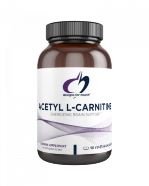 Designs for Health Acetyl L-Carnitine Capsules